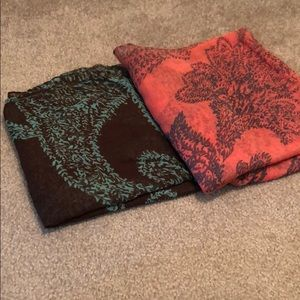 Paisley Road Scarf
